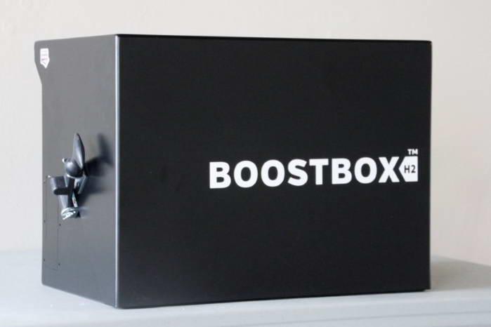 Boost Box Box